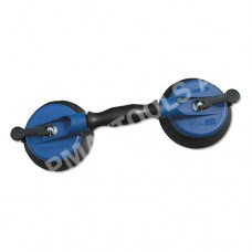 PMA/TOOLS Double suction cup lifter, large, 45 kg