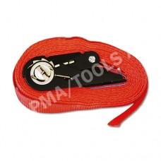 Lashing strap for cars, 6 m