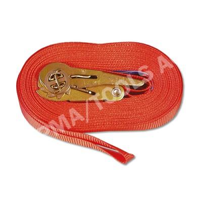 Lashing strap for truck/bus, 10 m