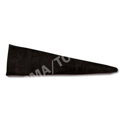 OPEL Omega A, 86-93, Distance wedge, black