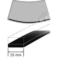 BMW 1 Series E81/E82/E87/E88, 04-11, Expanding foam rubber, 1,50 m, 15 mm (2448ASDHB)