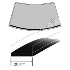MINI F57 Conv., 15-, Expanding foam rubber, 1,50 m, 20 mm (2474ASDH)