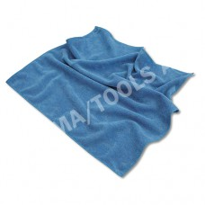 Micro-Top High-quality micro-fibre cloth 400 x 400 mm, blue
