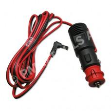 Cigar lighter cable for SensorTack® heating box 12 V