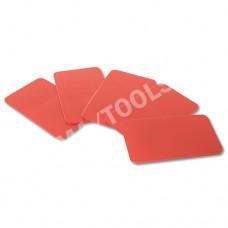 Adhesive pads for rain/light sensor K205/K208 acrylic, 5 pcs.