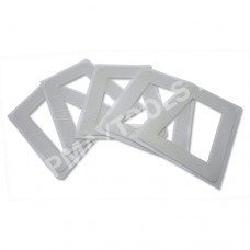 Adhesive pads for TOLL COLLECT aerial with DSCR, 5 pcs.
