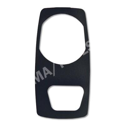 MERCEDES Actros 2500 mm, 12-, Adhesive pad for sensor/camera bracket
