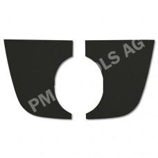Adhesive pad for DAF, Iveco, Renault, Volvo LDW camera bracket, version 1
