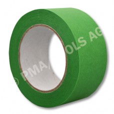 Fixing tape, green, 50 mm, 50 m roll