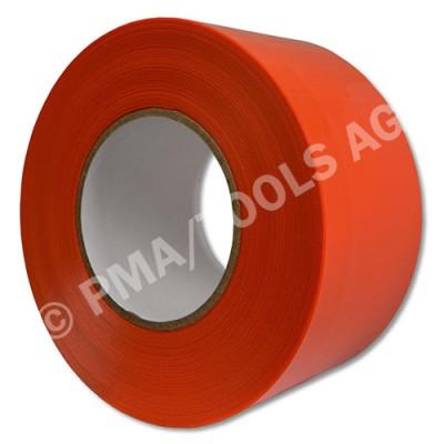 Adhesive tape, orange, 76 mm, 91,4 m roll