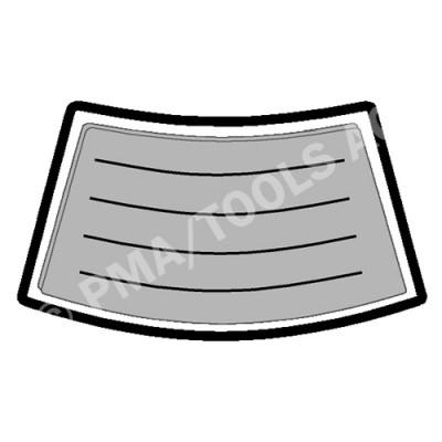 CITROEN Saxo, 96-03, BL-Moulding (2723BSMH)