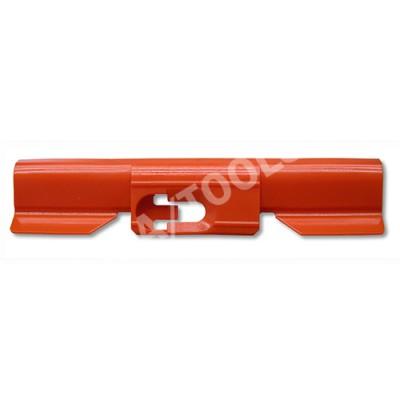 HONDA Civic 3dr, 01-05, WS-Clip A-pillar, red