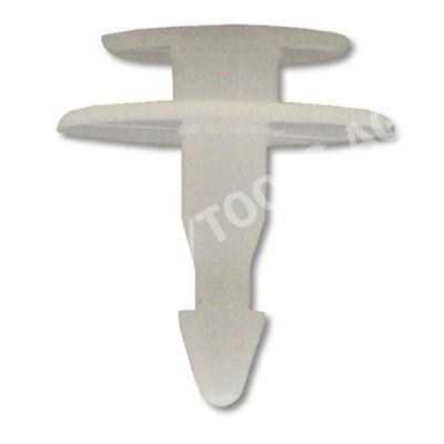 HONDA CR-V, 02-06, WS-Clip, white