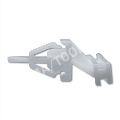 HONDA Civic 3dr, 01-05, WS-Clip A-pillar, white