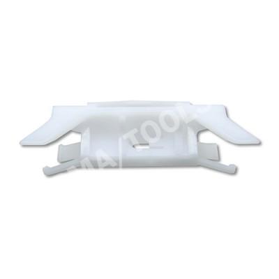 HONDA Accord Sedan/Estate, 03-08, WS-Clip pinchweld A-pillar, white