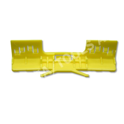 HONDA Civic 5dr, 06-12, WS-Clip moulding A-pillar, yellow