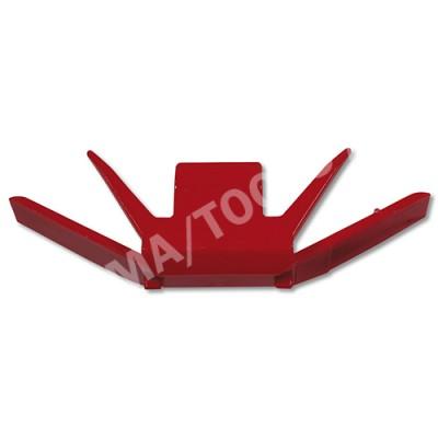MITSUBISHI Pajero Pinin, 99-, WS-Clip moulding A-pillar, red