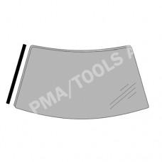 Fiesta VII, 08-17, WS-Cover trim, left