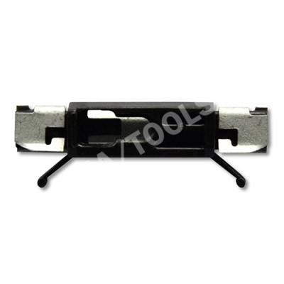 BMW X3 E83, 03-10, WS-Clip A-pillar, black