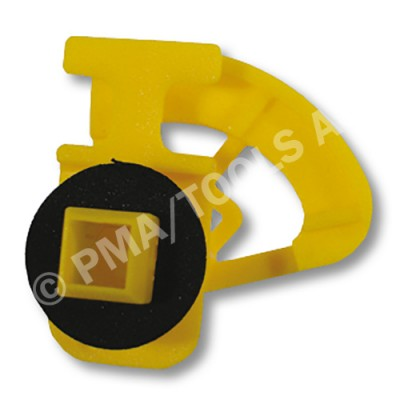 VOLVO S40/V40, 96-04, Spacer, yellow