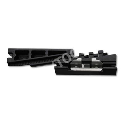 MERCEDES E-Class W211, 02-09, WS-Clip roof, black