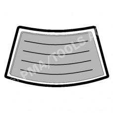 OPEL Astra F Estate, 91-98, BL-Moulding (6257BSME)