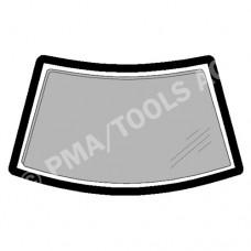 SEAT Marbella/Terra, 87-03, WS-Rubber solid w/o insert gap (7600ASRH)