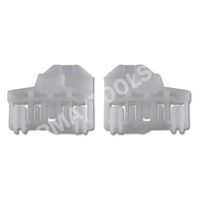 AUDI A4, 01-07, Repair kit sidelight regulator, right, 2 pcs.