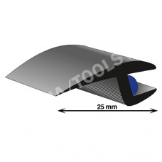 ProFlexx Universal profile with butyl, 25 mm, 30 m