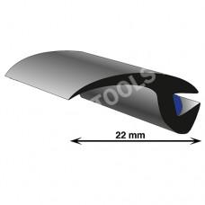 ProFlexx Universal profile with butyl, 22 mm, 23 m