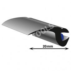 ProFlexx Universal profile with butyl, 20 mm, 23 m (5046-25E)