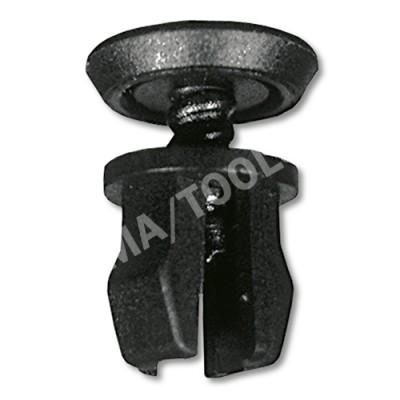 FORD Transit, 86-00, Fastener waterpanel, black