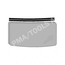 MAN TGA XL wide, 00-07, WS-Trim set, 18,4 mm, 2 pcs. (4912AKML1)