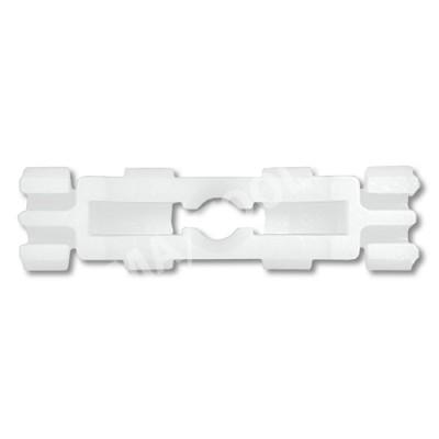 SEAT Ibiza II 6K, 93-99, WS-Clip A-pillar, white