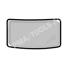 VW Crafter, 06-17, WS-Moulding coated (8590ASMV) (912218131)