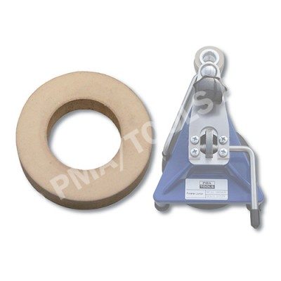 Rubber ring for thread insert for Junior fixing injection bridge